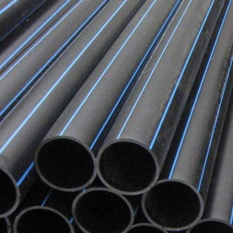 Труба п /этилен 50 мм  5 метров