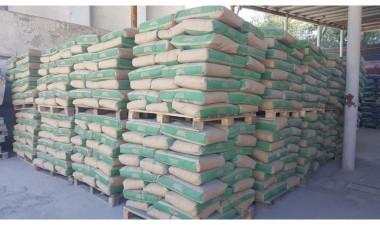 Цемент- основной материал строительства